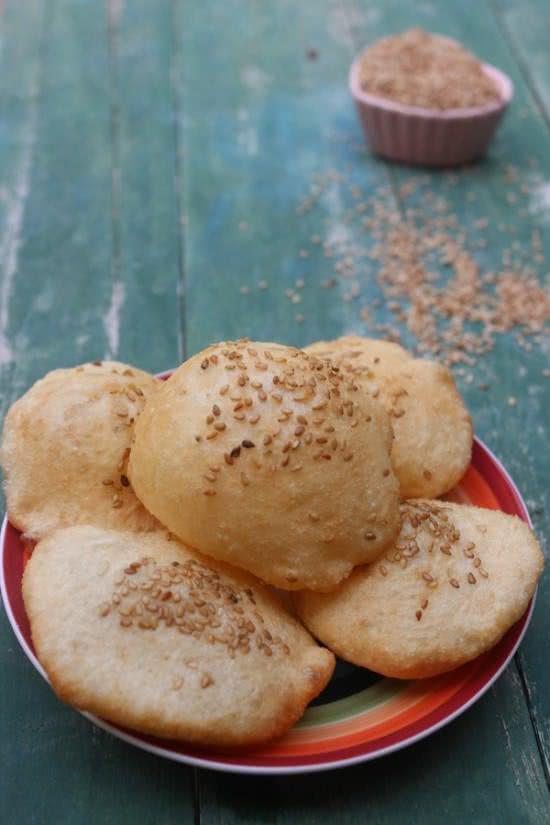 Bánh tiêu, cách làm bánh tiêu