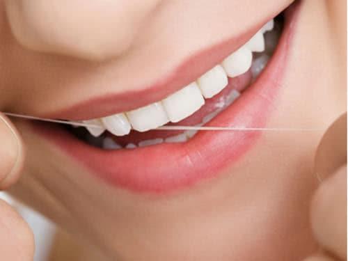 Chỉ nha khoa, sử dụng chỉ nha khoa tốt cho răng