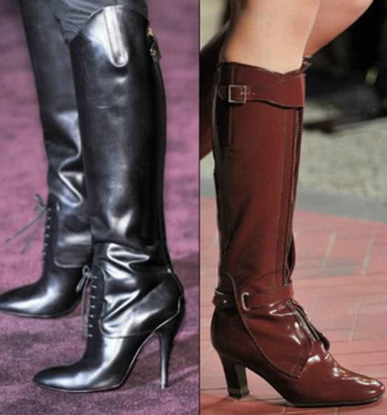 Bốt, tác hại cho đi boots nhiều
