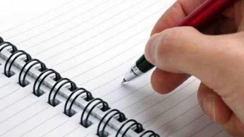 Chữ viết tay xác định tính cách của mọi người