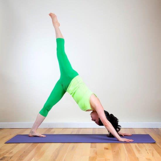 Động tác yoga phòng ngừa cảm lạnh 4