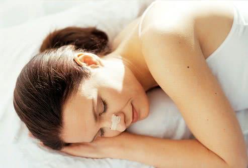 Ngủ ngon, cách giúp ngủ ngon khi bị cảm cúm
