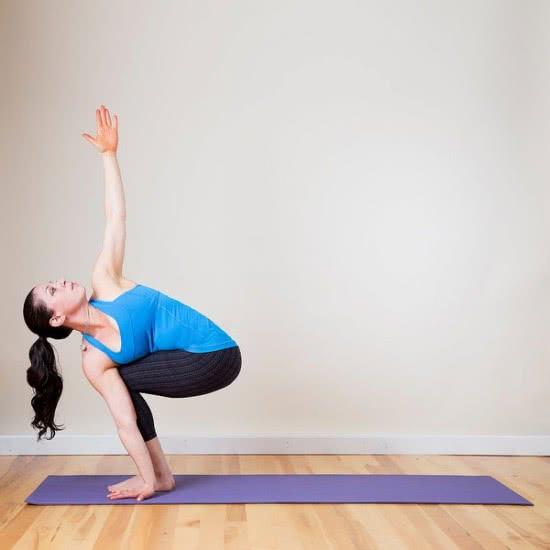 Động tác yoga phòng ngừa cảm lạnh 3