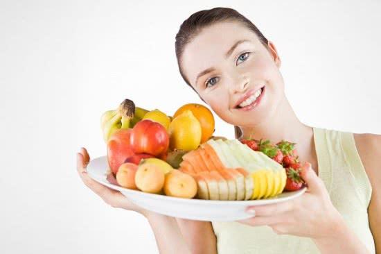 Ăn trái cây ngay khi ăn cơm xong