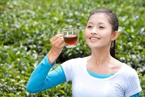 Người sức khỏe yếu không nên uống trà