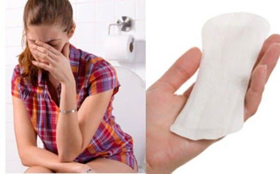 Nhận biết băng vệ sinh kém chất lượng