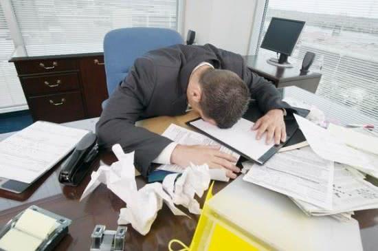 Stress dễ mắc tiểu đường
