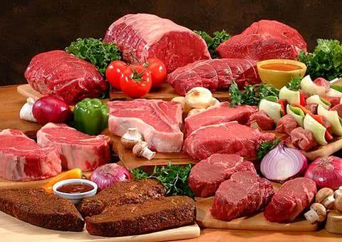Thịt đỏ, người bị gout không nên ăn thịt đỏ