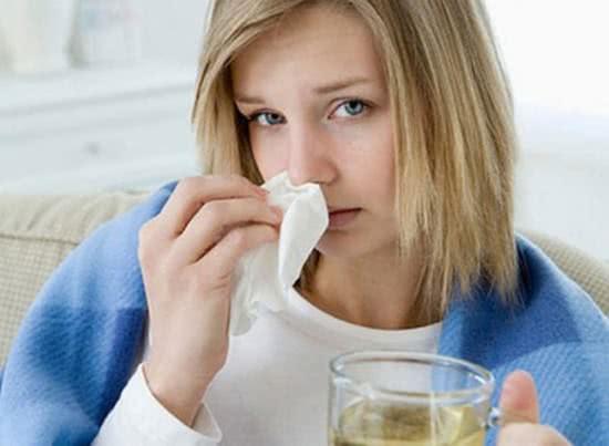 Mẹo chữa nghẹt mũi