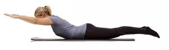 Bài tập tránh đau lưng