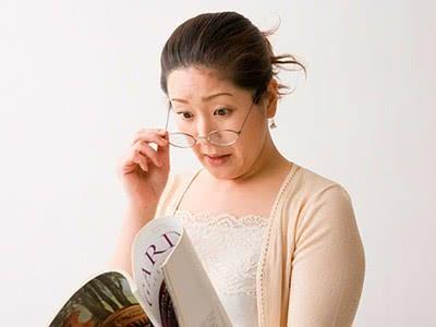 Viễn thị, phân biệt viễn thị và lão thị
