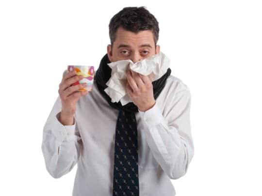 Cảm lạnh, cảm cúm, chữa cảm lạnh