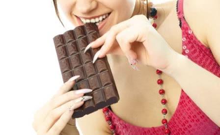 Ăn socola đen phòng ngừa trầm cảm