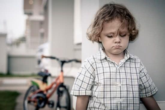 Trẻ không tự tin