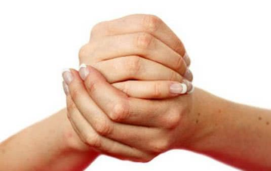 Bẻ khớp ngón tay, bẻ ngón tay