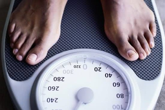 Tăng cân, béo phì