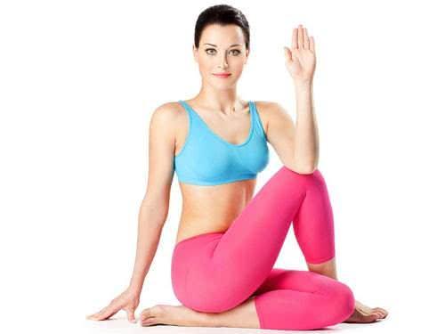 Bài tập yoga giúp phòng ngừa bệnh loãng xương 2