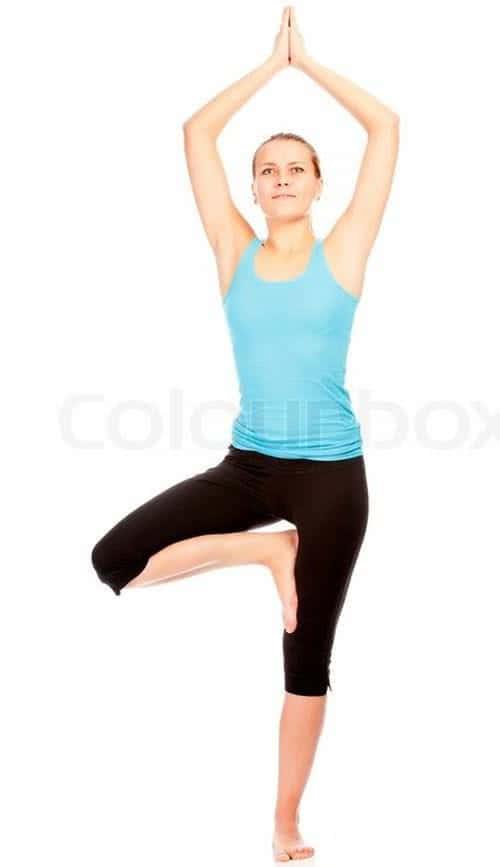 Bài tập yoga giúp phòng ngừa bệnh loãng xương 4