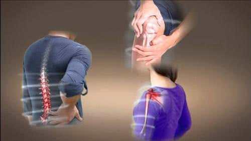 Bệnh đau mỏi xương khớp