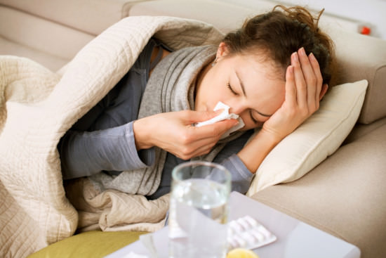Cảm cúm, chữa cảm cúm bằng tía tô