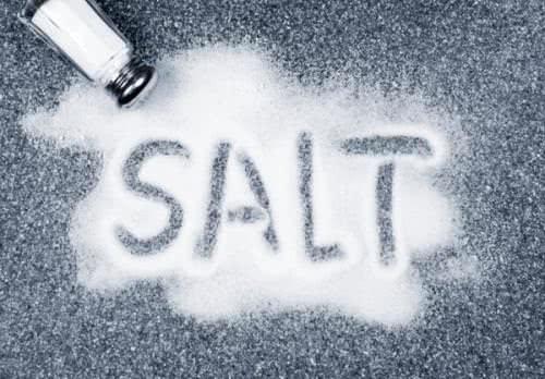 Chữa đau răng bằng muối