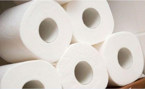 Giấy vệ sinh kém chất lượng gây ung thư gan