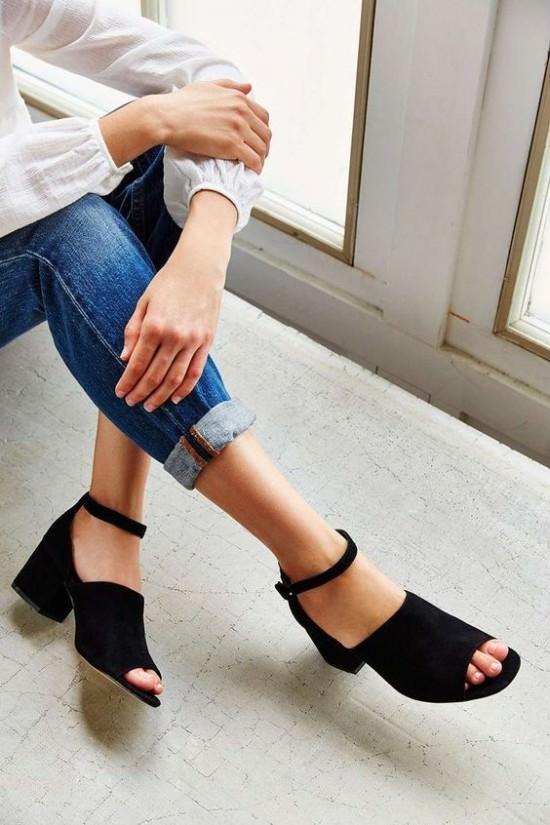 Các loại giày công sở thời trang