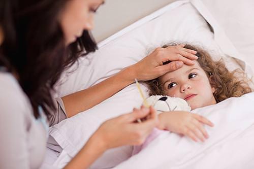 Chăm sóc người bị cảm cúm