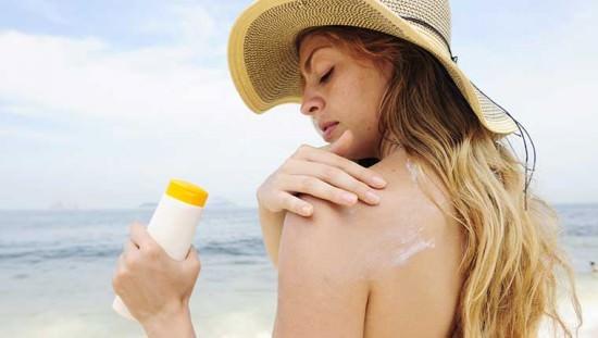 Người không nên dùng kem chống nắng