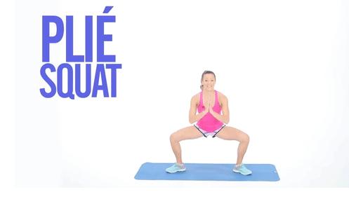 Động tác thể dục giúp đùi thon thả 4