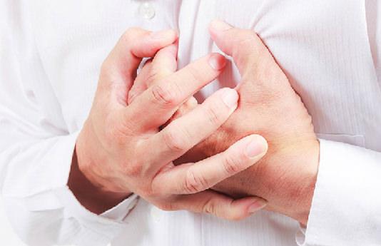 Mắc bệnh tim giai đoạn đầu