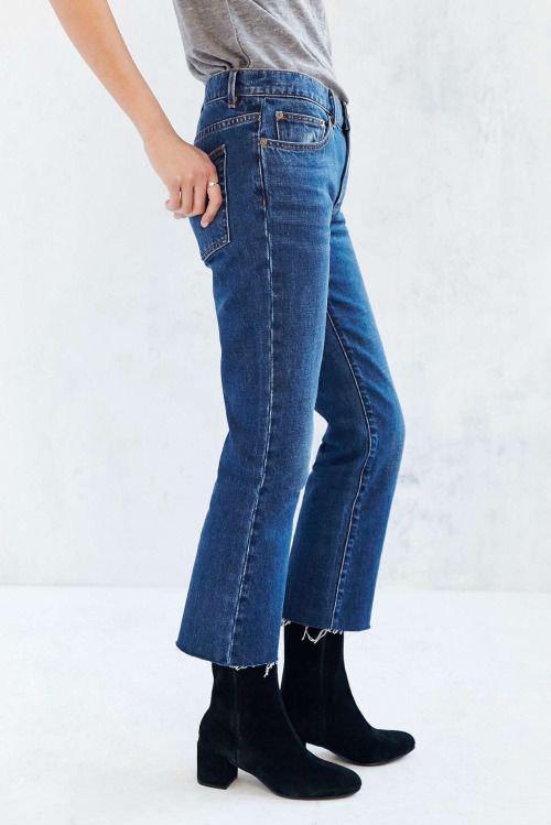Cách chọn quần jean phù hợp với vóc dáng từng người 1