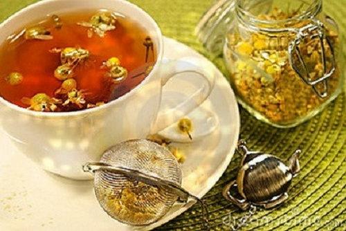 trà hoa hòe