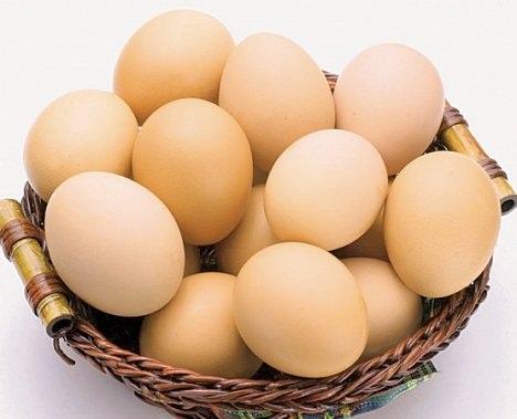 Trứng gà chữa viêm mũi dị ứng
