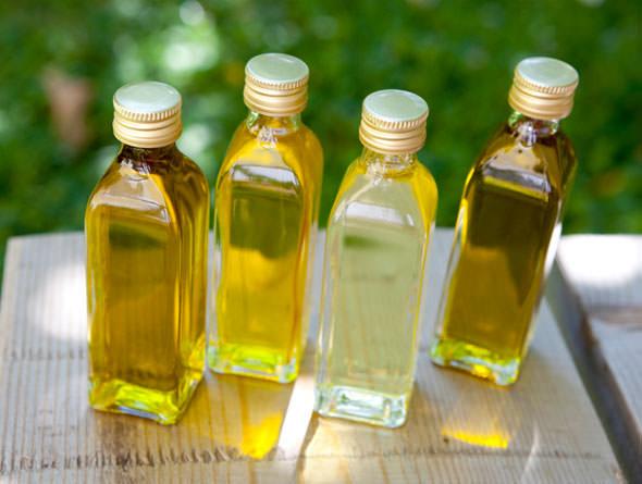 Các loại dầu ăn
