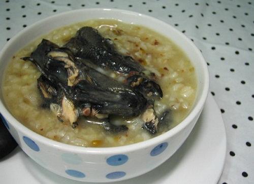 Cháo hải sâm, món ngon bổ dưỡng