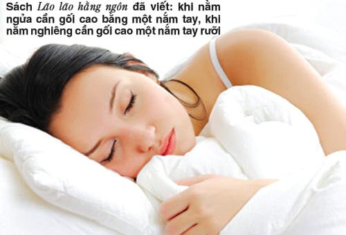 Giấc ngủ theo đông y